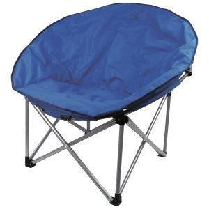 Highlander Deluxe Moon Chair Blue