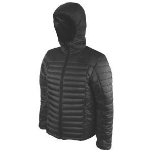 Highlander Men's Barra Insulated Jacket Black