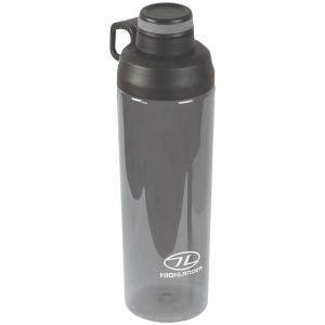 Highlander Hydrator Water Bottle 850ml Grey
