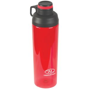 Highlander Hydrator Water Bottle 850ml Red