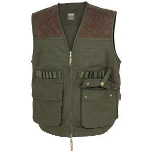 Jack Pyke Countryman Hunters Vest Hunters Green