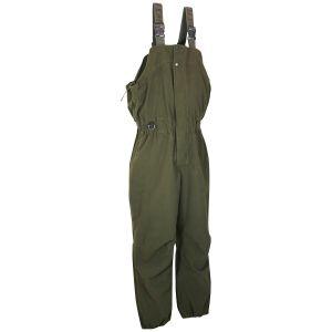 Jack Pyke Maxim Thermal Bib and Brace Trousers Green