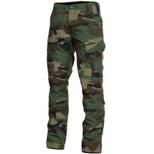 Pentagon ACU Combat Pants Woodland