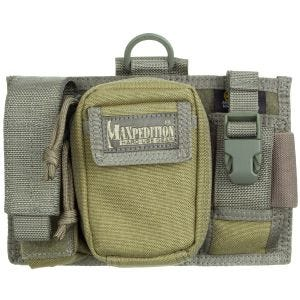 Maxpedition Triad Admin Pouch Khaki Foliage