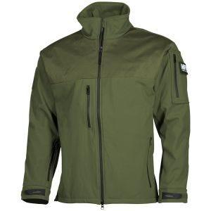 MFH Australia Soft Shell Jacket OD Green