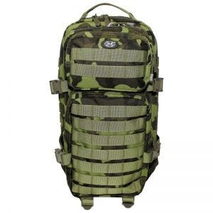 MFH Backpack Assault I Czech Woodland