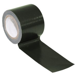 MFH BW Fabric Tape 5cm x 5m OD Green