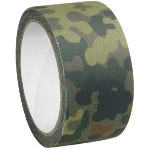 MFH Fabric Tape 5cm x 10m Flecktarn