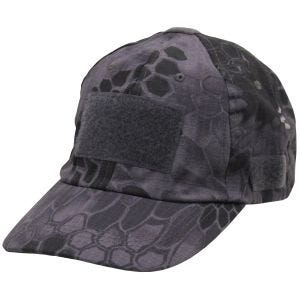 MFH Operations Cap Snake Black
