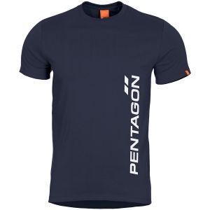 Pentagon Ageron T-Shirt Pentagon Vertical Midnight Blue