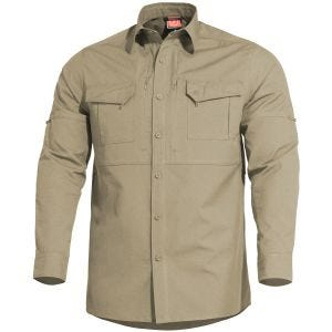 Pentagon Plato Tactical Shirt Khaki