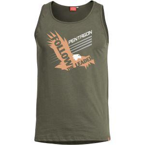 Pentagon Astir Vest Follow The Leader Olive