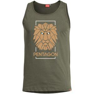 Pentagon Astir Vest Lion Olive