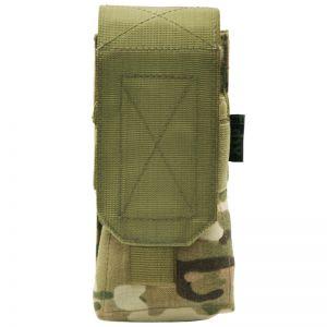 Pro-Force Single M4/M16 Magazine Pouch MOLLE MultiCam