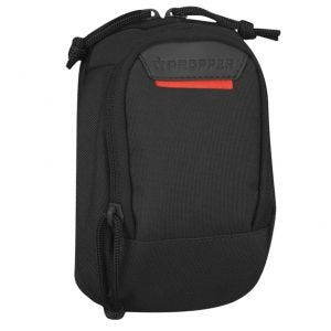 Propper 7x4 Two Pocket Media Pouch with MOLLE Black