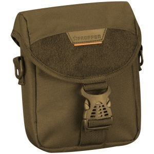 Propper 8x7 Binocular Pouch with MOLLE Coyote