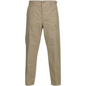 Propper BDU Trousers Button Fly Polycotton Ripstop Khaki