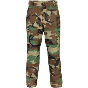 Propper BDU Trousers Button Fly Polycotton Twill Woodland
