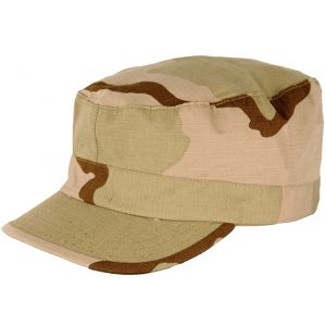 Propper BDU Patrol Cap Cotton 3-Colour Desert