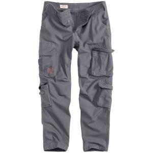Surplus Airborne Slimmy Trousers Anthrazit