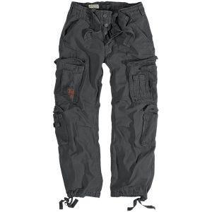 Surplus Airborne Vintage Trousers Anthracite