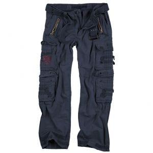 Surplus Royal Traveler Trousers Royal Blue