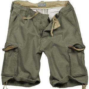 Surplus Vintage Shorts Washed Olive