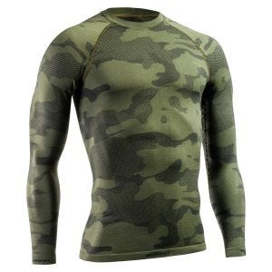 Tervel Optiline Light Tactical Shirt Long Sleeve Military/Grey
