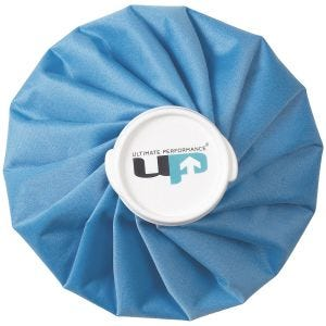 Ultimate Performance Reusable Ice Bag Blue