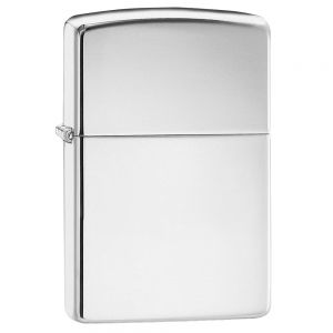Zippo High Polish Chrome Regular Lighter