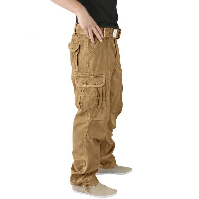 Surplus Premium Vintage Trousers Coyote