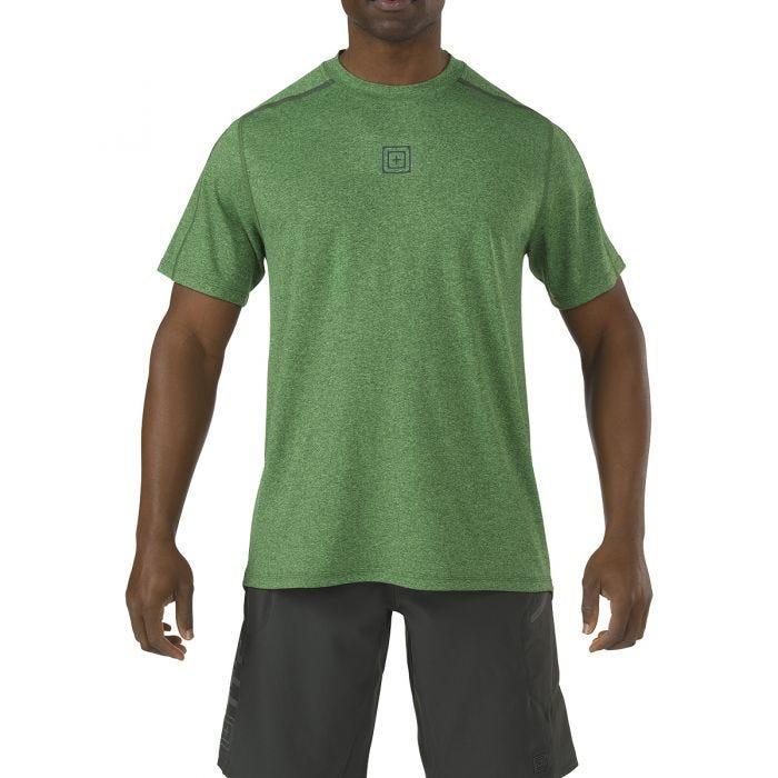 5.11 RECON Triad Short Sleeve Top Grid Iron