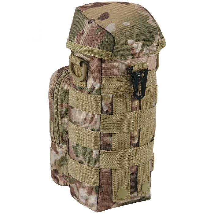 Brandit Bottle Holder II Tactical Camo
