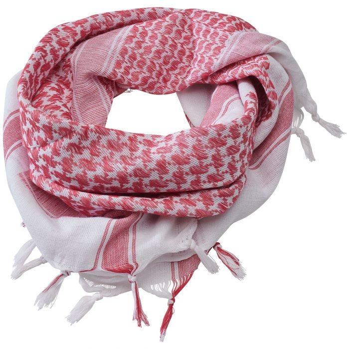Brandit Shemag Scarf Red / White