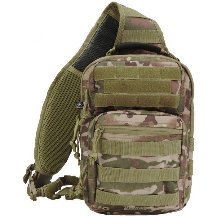 Brandit US Cooper Sling Pack Tactical Camo