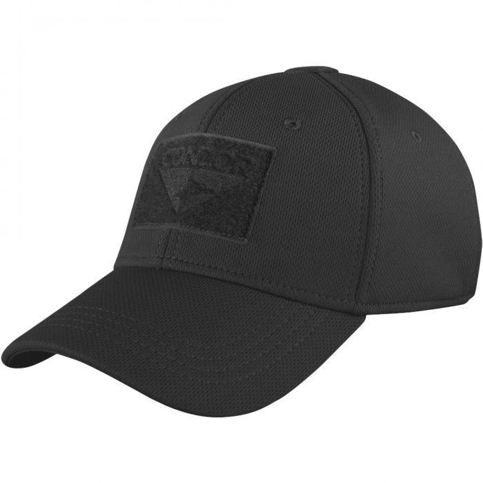 Condor Flex Cap Black