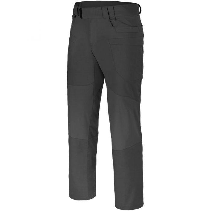 Helikon Hybrid Tactical Pants Polycotton Ripstop Black