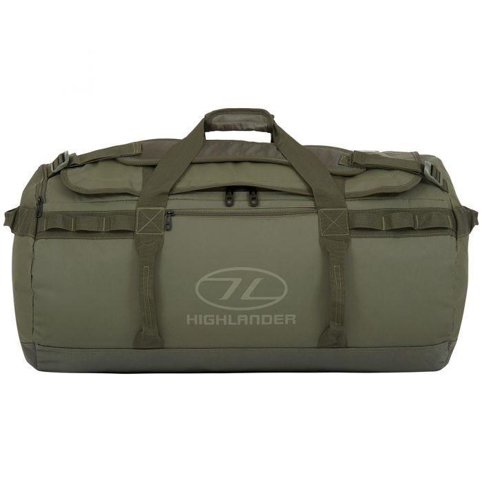 Highlander Storm Kitbag 90L Olive Green
