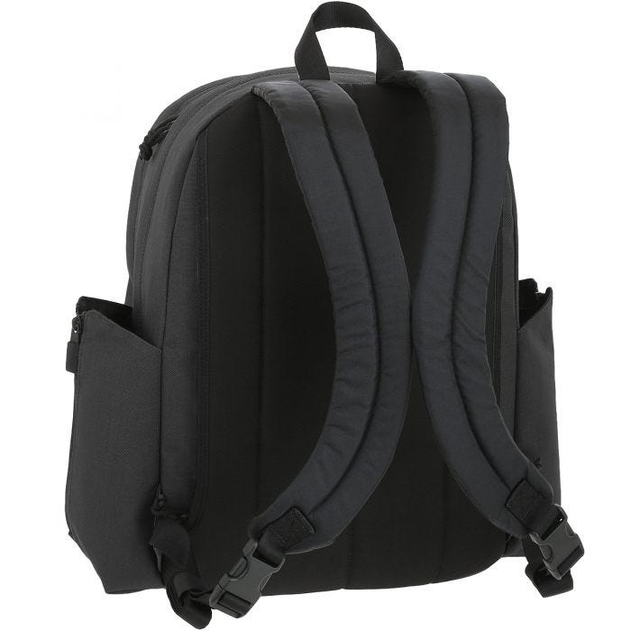 Maxpedition Prepared Citizen Deluxe Backpack Black