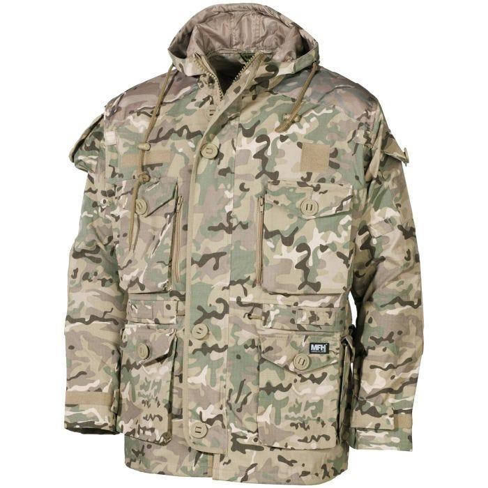 MFH Commando Jacket Smock Operation Camo