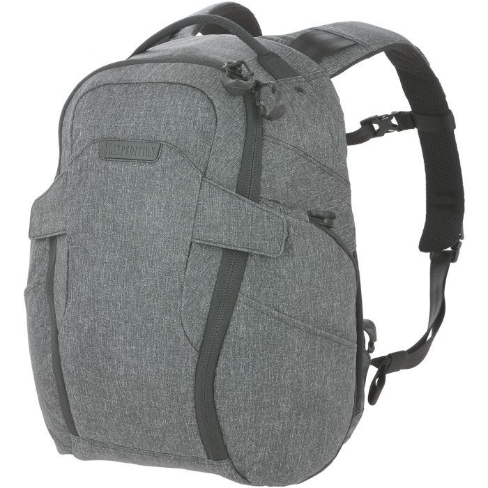 Maxpedition Entity 21 CCW-Enabled EDC Backpack Ash