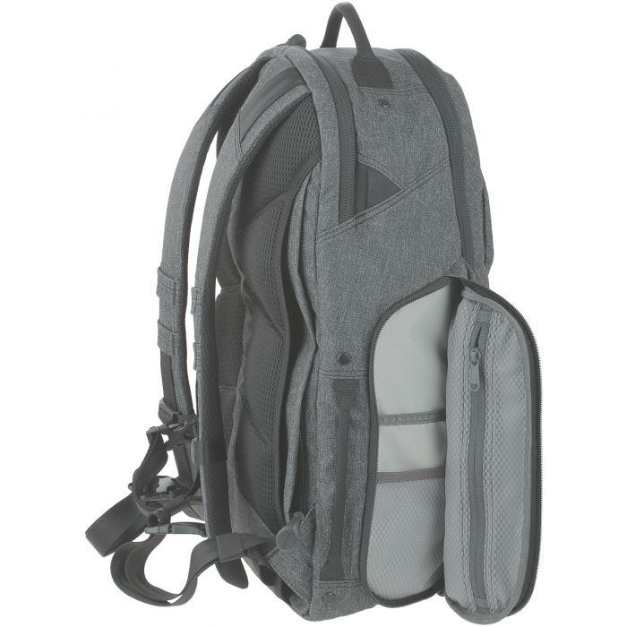Maxpedition Entity 27 CCW-Enabled Laptop Backpack Ash