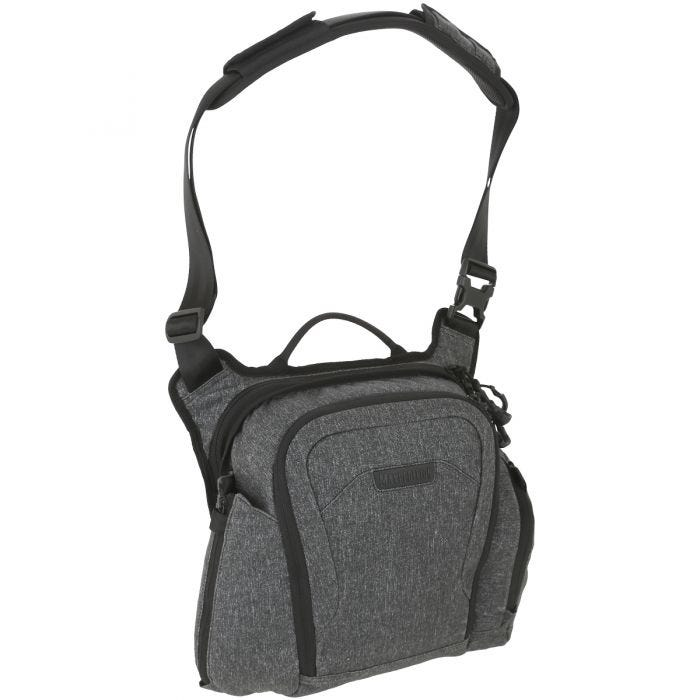 Maxpedition Entity 9L Crossbody Bag Small Charcoal