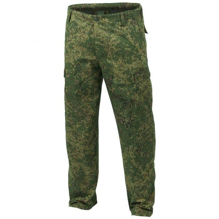 Mil-Tec BDU Ranger Combat Trousers Digital Flora