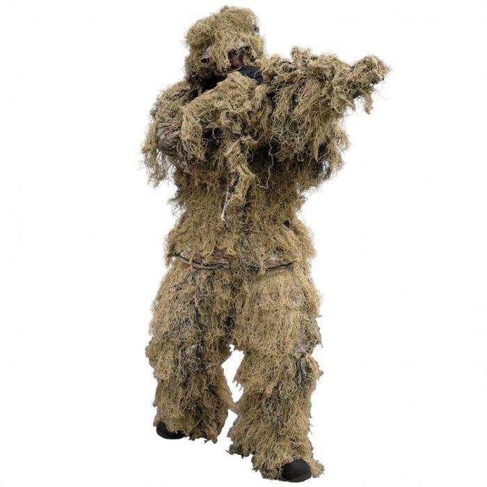 Mil-Tec Ghillie Suit 4 pcs. Digital Desert