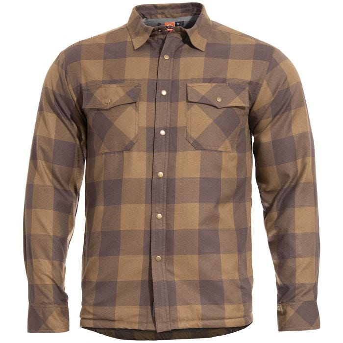 Pentagon Bliss Flannel Jacket TB Checks