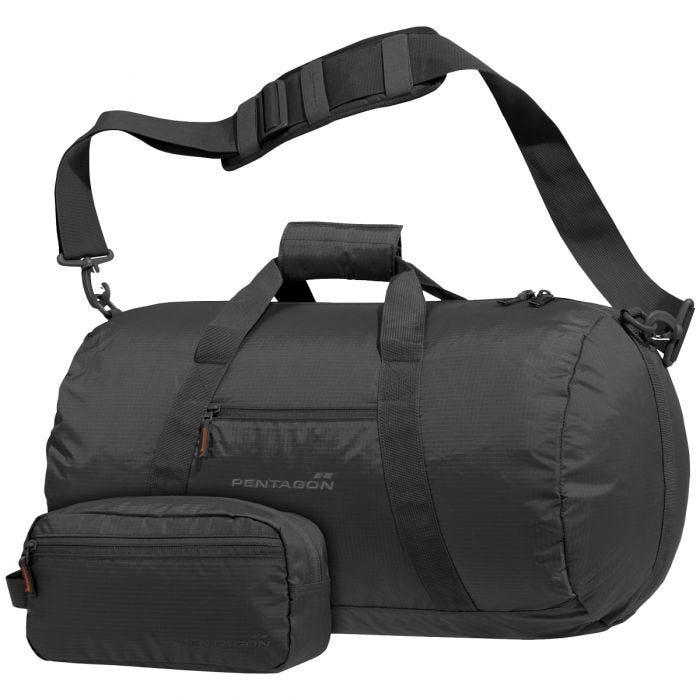 Pentagon Kanon Duffle Bag Black