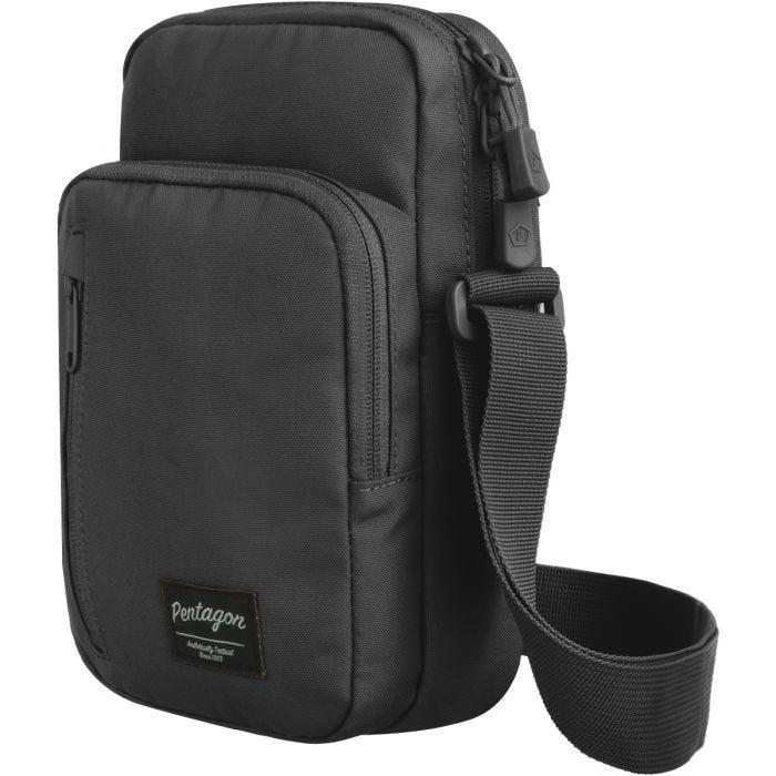 Pentagon Kleos Messenger Bag Black