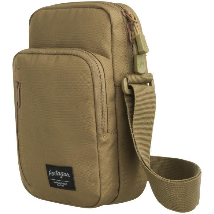 Pentagon Kleos Messenger Bag Coyote