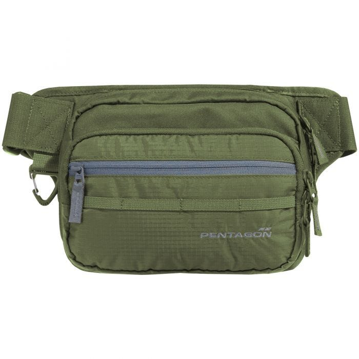 Pentagon Runner Concealment Pouch Olive